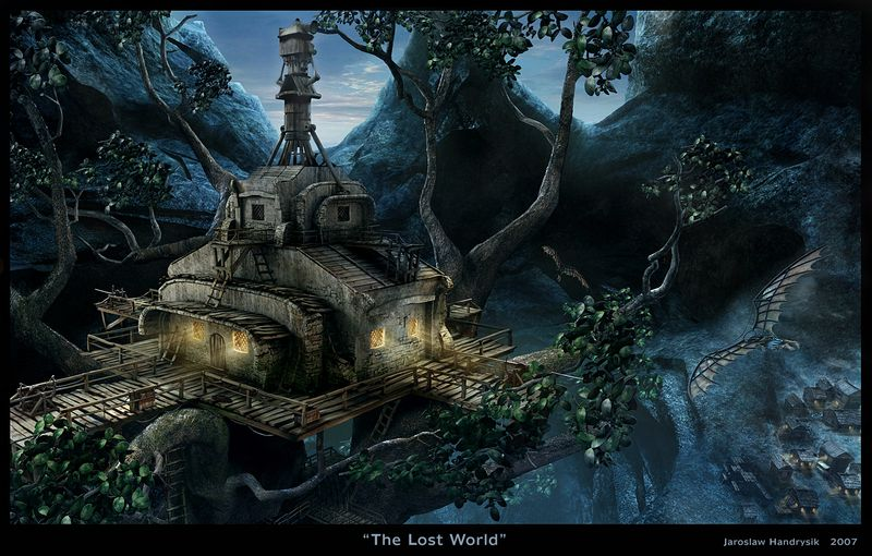 LostWorldJaroslawHandrysik